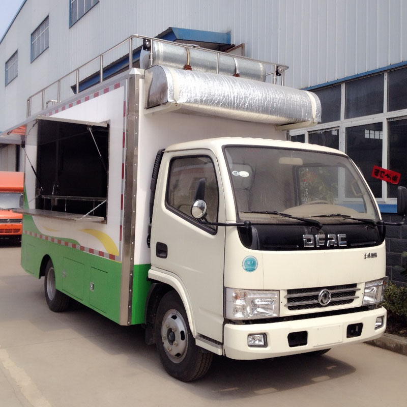HLW5060XCCE food truck