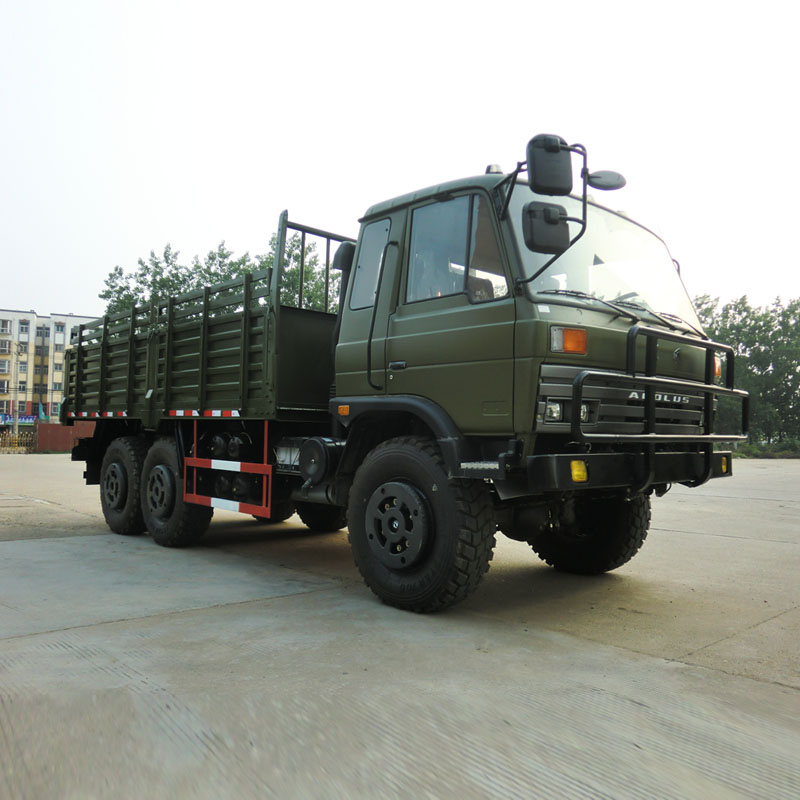 HLW5160DFS 6x6 military truck