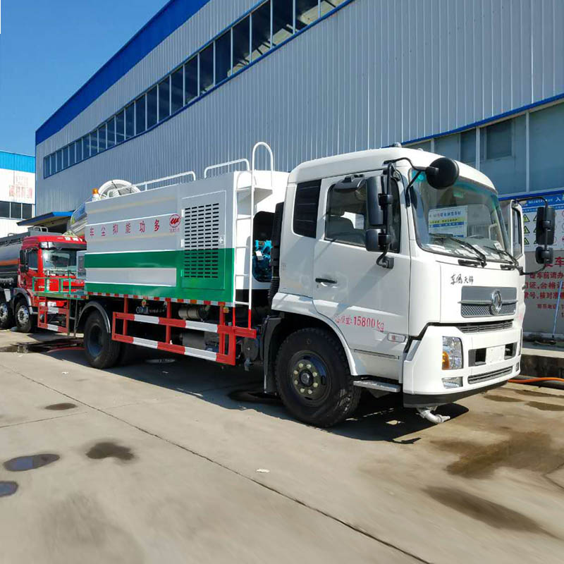 HLW5126TDYE multifunctional dust suppression truck