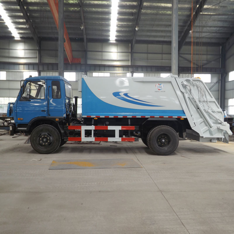 HLW5108ZYSE refuse compactor