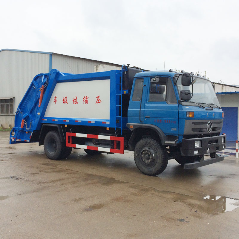 HLW5141ZYSE refuse compactor