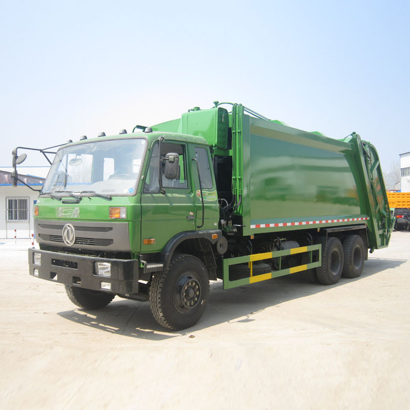HLW5253ZYSE refuse compactor